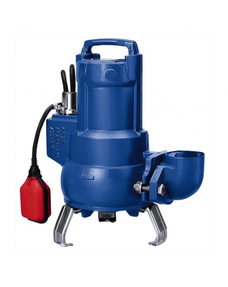 Pompe de eaux chargées vortex (WC) jusqu'à 12 m vortex