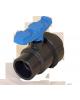 Vanne PVC Dia 63 mm DN50