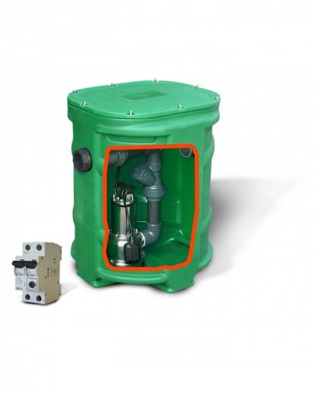 Sanirel 250 - Simple pompe 412