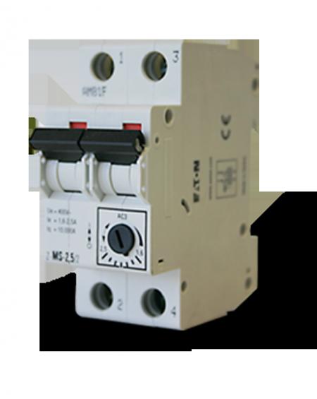 Disjoncteur Magneto-thermique 4,0 à 6,3 A pompe 358