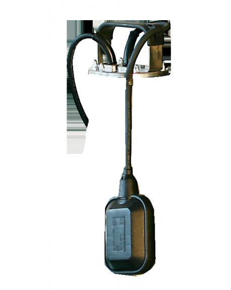 Kit complet Régulateur de niveau flottant à micro rupteur Câble alimentation