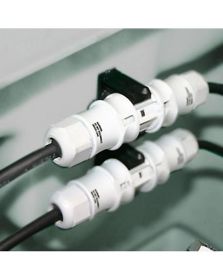 Connecteur étanche IP68 Mono M/F 3 pôles