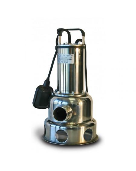Pompe de eaux chargées vortex (WC) jusqu'à 9 m vortex