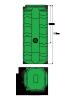 *STATION DE RELEVAGE SANIREL 500 - POMPE EAUX CHARGEES WC SECURITE MAXIMAL GRACE AUX DEUX POMPES