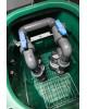 SANIREL 420 - Double pompe auto 408 - Eaux chargées