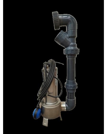 Kit connexion rapide - pompe 408 pour Sanirel 420