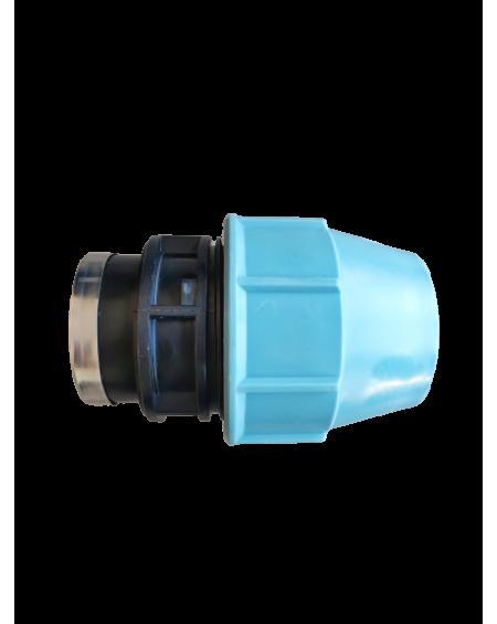Raccord à compression PE - Ø 63