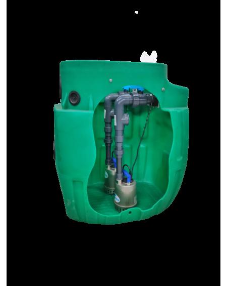 Sanidrain 420 - Double pompes DR1