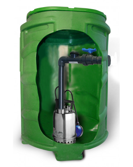 Sanidrain 250 - Hauteur 110 - Simple pompe DR1